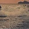 Profumo di mare - 1991, cm. 100x70