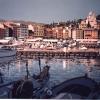 Santa Margherita, il porto - 2000, cm. 100x70