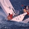 In regata - 1998, cm. 90x60