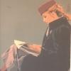 La lettura - 1981, cm. 70x70