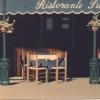 Il ristorante Puny - 1985, cm. 50x40