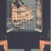 Dalla finestra - 1985, cm. 50x100