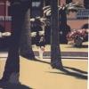 La bimba ai giardini - 1989, cm. 40x50