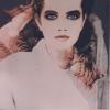 Gli occhi azzurri - 1987, cm. 70x70