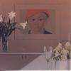 Omaggio al berretto rosso - 1986, cm. 70x70