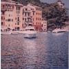 Portofino, la punta - 1997, cm. 50x70