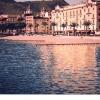 Santa Margherita, lungomare - 1996, cm. 100x70