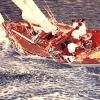 La regata d'epoca - 2000, cm. 100x70