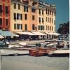 Portofino, la calata - 1997, cm. 70x100