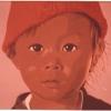 Il berretto rosso (for UNICEF) - 1981, cm. 60x40