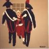 L'allegra bugia - 1989, cm. 60x60