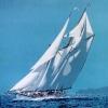 Il fascino di Altair - 2003, cm. 100x100
