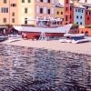 Portofino d'autunno - 1999, cm. 50x70
