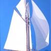Il Puritan - 2003, cm. 60x80