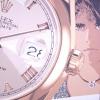 La macchina del tempo e quindici - 2002, cm. 100x100