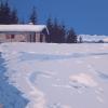 Il rifugio - 2008, cm. 80x50