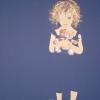 L'Angelo dei giocattoli - 2008, cm. 100x100
