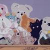 L'infanzia di Micki - 2009, cm. 90x45