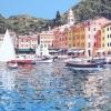 Portofino al sole - 2010 - cm 120x70