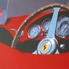 La rossa - 2001 - cm 100x60