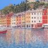 Portofino per Panamera - 2012 - cm 200x60