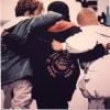 Insieme per vincere , con la medaglia d'oro all'Artdex International nel 1995 - 1994 - cm 70x70