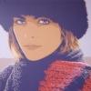 La sciarpa di lana - 2002 - cm 100x100
