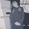 Bimba in grigio - 1989 - cm 70x70