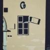 La finestra di Buda - 2004 - cm 50x60