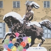 Per Torino Olimpica - 2005 - cm 80x80