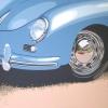 Le cugine - 2006 - cm 100x100