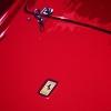 Il cofano rosso II - 2007 - cm 100x100