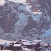 La montagna e il suo villaggio - 2007 - cm 45x90
