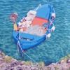Una barca per proseguire - 2006 - cm 60x80