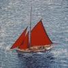 Le vele del Moya - 2011 - cm 100x100