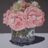 Le rose di luce - 2012 - cm 100x100