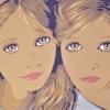 Le due sorelle, tutto sta cambiando - 2021 - cm 90x60