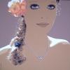 Giulia e la rosa - 2014 - cm 100x100
