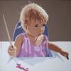 La nipote dell'artista - 2019 - cm 70x70