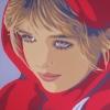 Nel cappuccio rosso - 2016 - cm 50x50