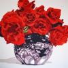 Rose rsse per me - 2015 - cm 100x100