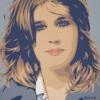 Laura - 2008, cm. 50x50